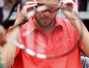 French Open: Janowicz odpadł w deblu