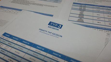 Reklama w TVP3 Szczecin