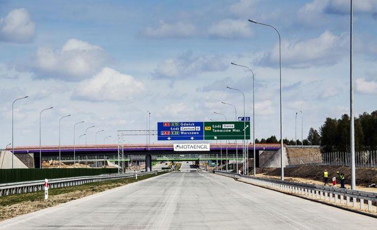 fot. materiały prasowe wykonawcy autostrady