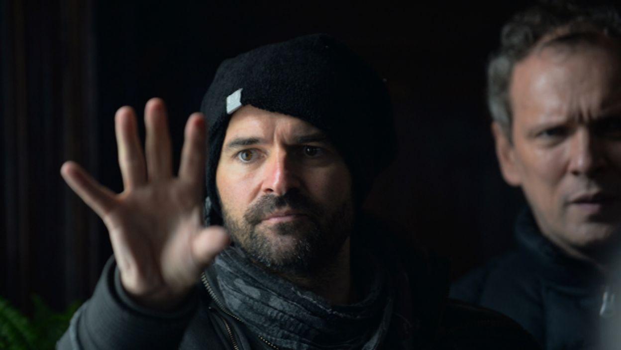 Za kamerą stanął operator Waldemar Szmidt (fot. I. Sobieszczuk)
