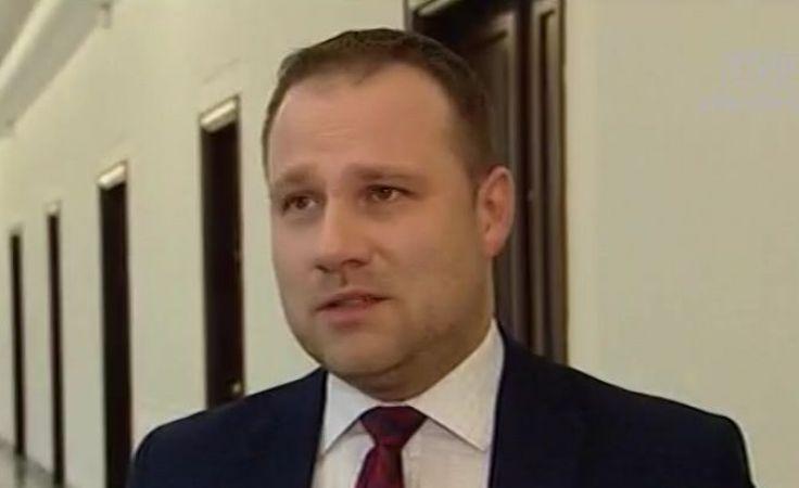 Poseł niezależny Łukasz Krupa ma wystartować do Sejmu z szóstego miejsca na liście PO w okręgu bydgoskim