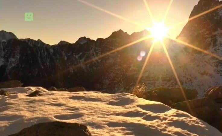 Wysoko w Tatarach panują zimowe warunki