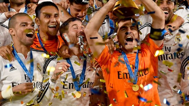 Sensacji nie było – Real Madryt mistrzem świata!