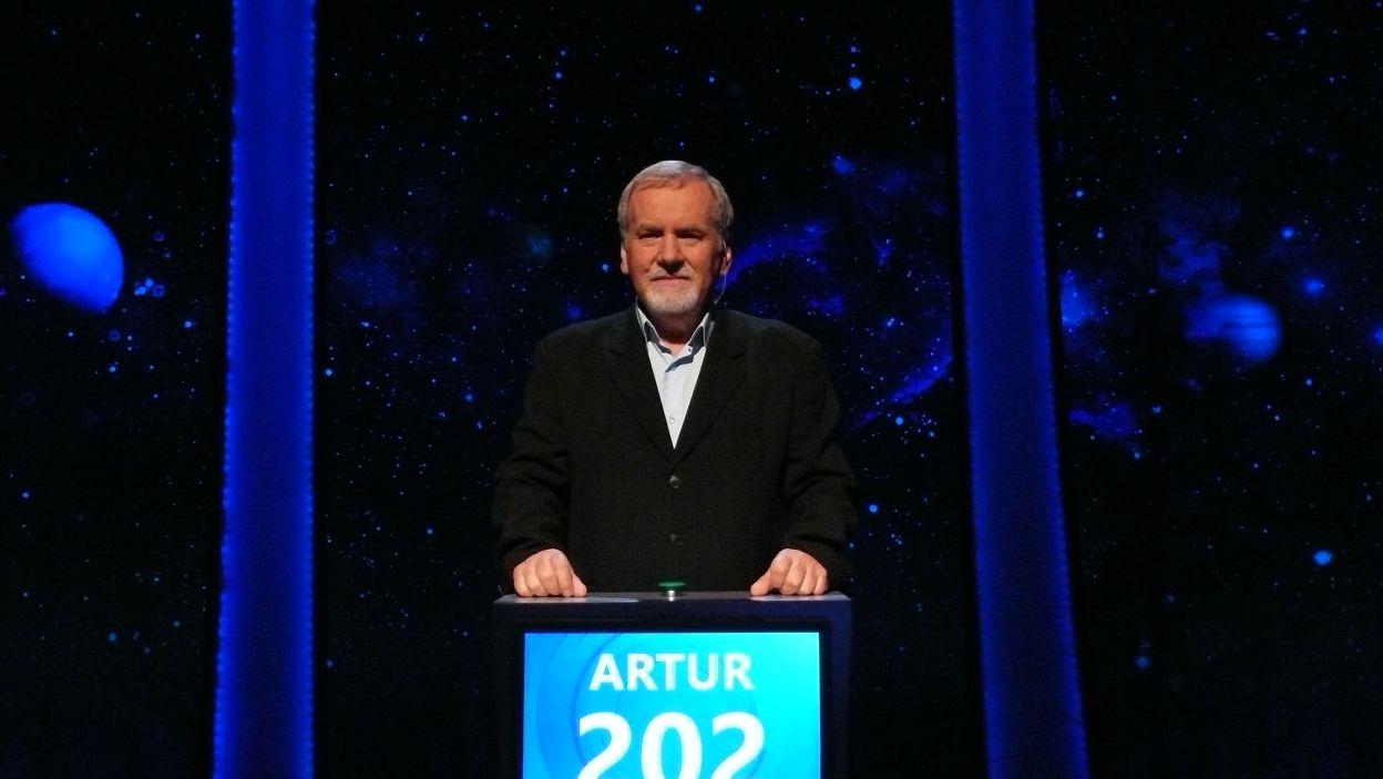 Artur Wiśniewski - zwycięzca 3 odcinka 101 edycji