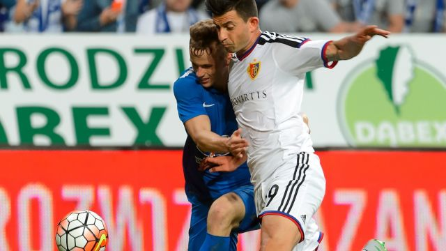 El. LM: Lech – FC Basel – zobacz skrót