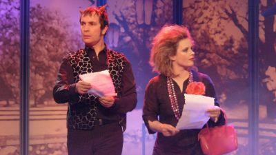 Życie to Kabaret: Hrabi Dracula