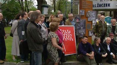 W Krakowie jest skwer Studenckiego Komitetu Solidarności