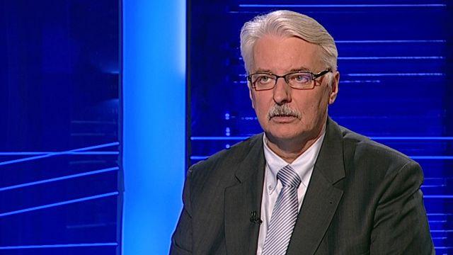 """""""Komisja dzisiaj jasno mówiła, że sytuacja w Polsce jest wynikiem zamętu politycznego"""""""