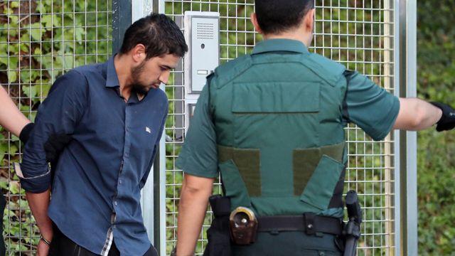 Zamachowiec i wspólnicy terrorystów z Barcelony i Cambrils stanęli przed sądem
