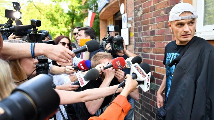 W maju Sąd Najwyższy uniewnnił Tomasza Komendę (fot. arch.PAP/Maciej Kulczyński)