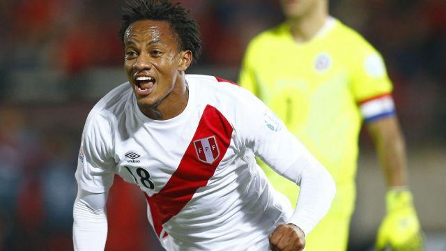 Mecz o brąz Copa America: Peru vs Paragwaj