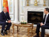 Morawiecki w Mińsku: Polska bramą na Wschód dla UE