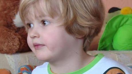 Zbierają na leczenie sześciolatka z wadą serca