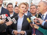 Sztab Hanny Zdanowskiej donosi do prokuratury na wojewodę łódzkiego