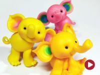 Margolcia i Miś zapraszają dziś, Marzenie słonia