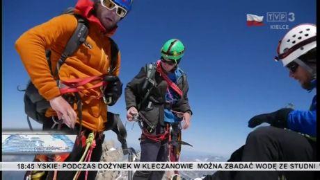 Z Morawicy na Mount Blanc
