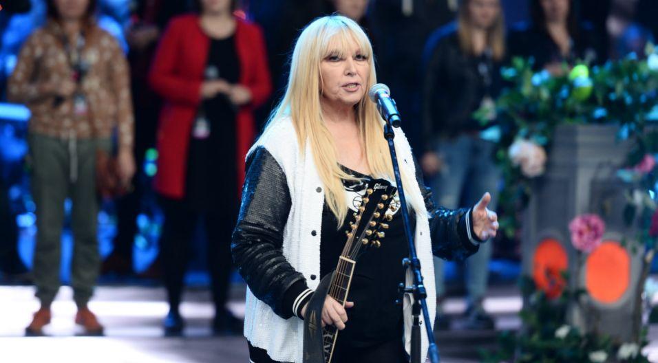 Królowa Polskiej Piosenki na opolskiej scenie zadebiutowała w 1968 roku i już wtedy zdobyła serca polskiej publiczności. (fot. TVP/ Jan Bogacz)