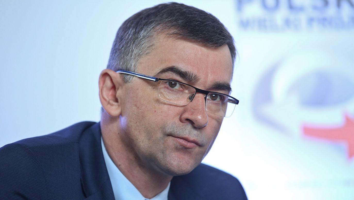 Andrzej Przyłębski (fot. arch.PAP/Rafał Guz)