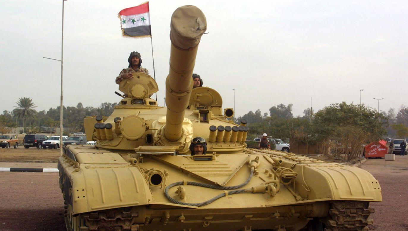 W czwartek doszło do spotkania przedstawicieli PZG i irackiej delegacji (fot. arch. PAP/EPA/ALI ABBAS)