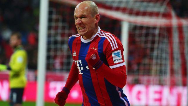 Cudowne ozdrowienie. Robben zagra z Porto?