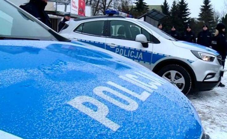 Nowe radiowozy policji. Mają zwiększyć skuteczność służb