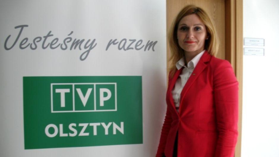 Sylwia Jaskulska, członkini Zarządu Województwa Warmińsko-Mazurskiego.