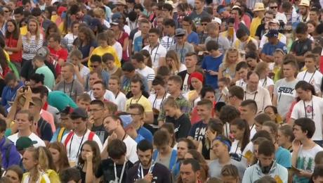 Kard. Dziwisz przypomniał, że to młodzi ludzie chcieli, żeby Światowe Dni Młodzieży odbyły się w Krakowie