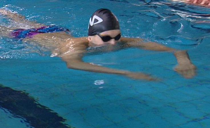 Reprezentacja Polski w pływaniu zakończyła zgrupowanie w Dębicy