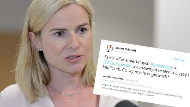 Joanna Schmidt to podwładna Ryszarda Petru (fot. arch.PAP/Jakub Kaczmarczyk)