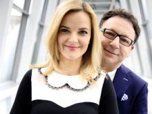 Monika Richardson i Zbigniew Zamachowski nowa para prowadzących (fot. Agencja Forum)