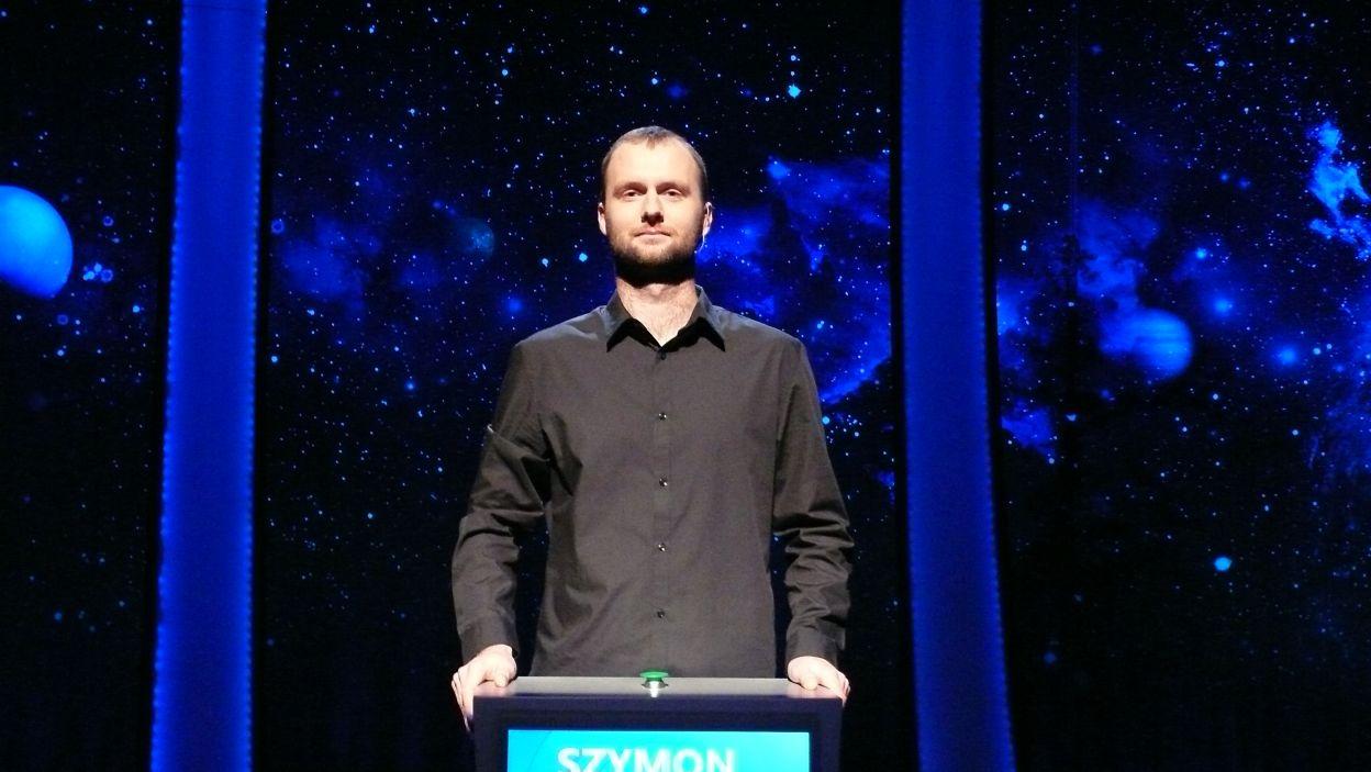 Szymon Rusanowski - zwycięzca 16 odcinka 102 edycji
