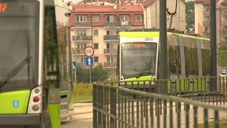 W weekend funkcjonowanie linii tramwajowych 1, 2 i 3 będzie zawieszone
