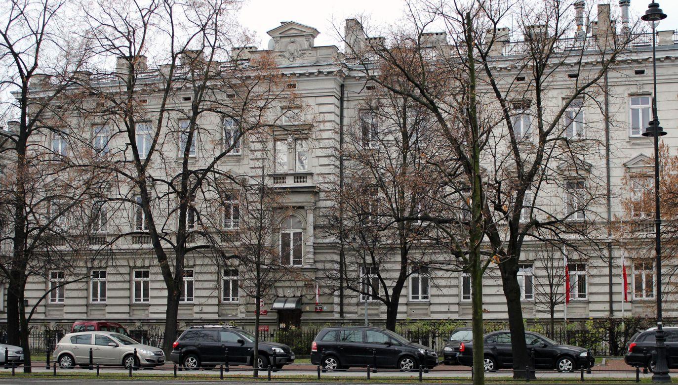 Siedziba Centralnego Biura Antykorupcyjnego (flickr.com/ Lukas Plewnia)