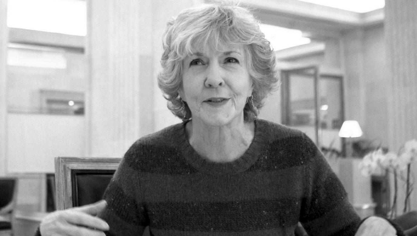 Zmarła Sue Grafton, autorka popularnych kryminałów (fot. PAP/EPA/TONI GARRIGA)