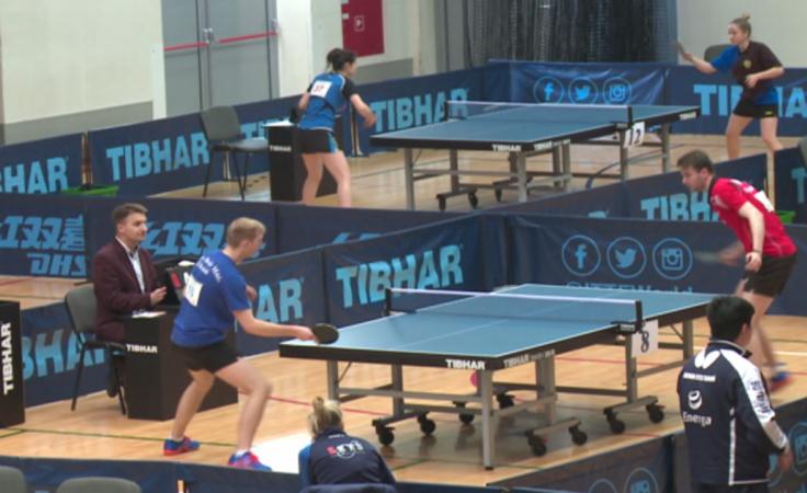 MMP w tenisie stołowym w Ustrzykach Dolnych
