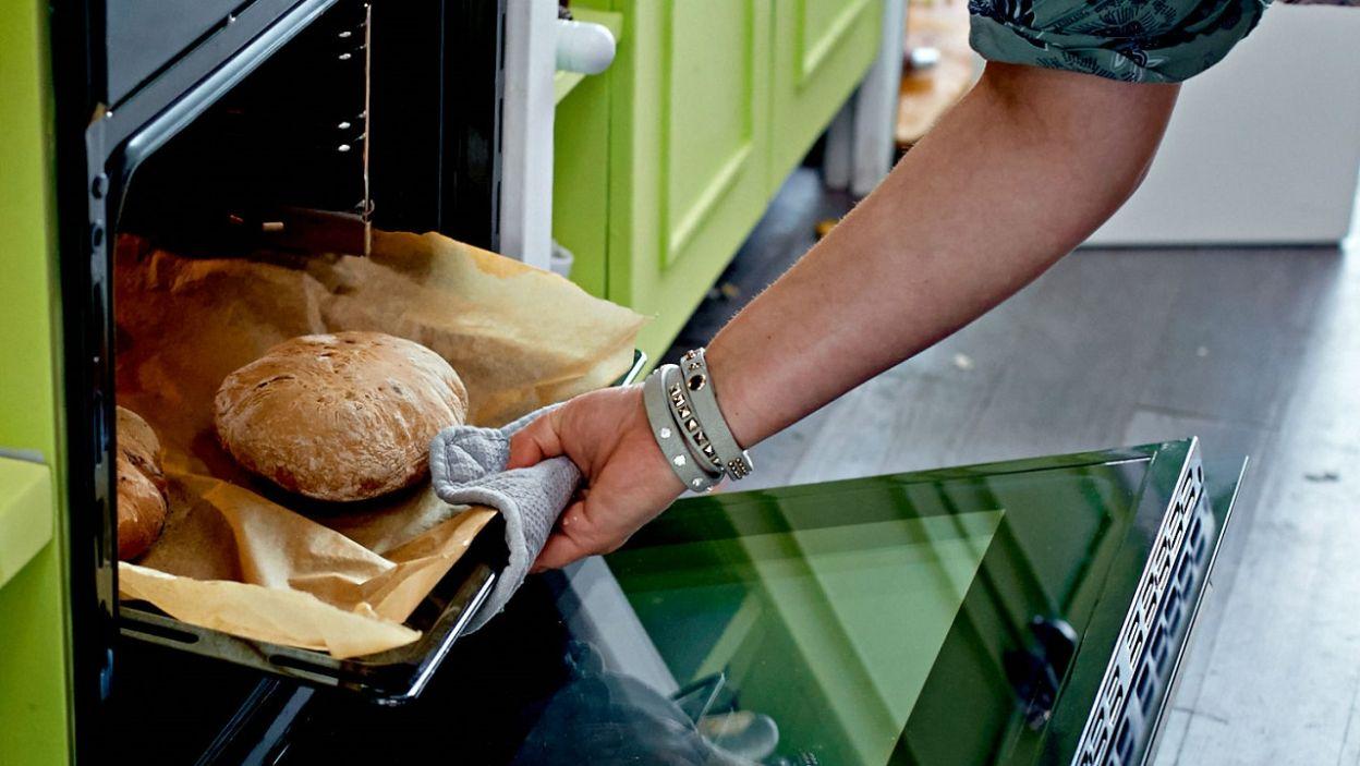 Ciasto również wygląda smakowicie (fot. TVP)