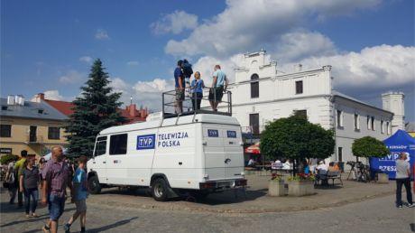 Dukla, fot. archiwum TVP3 Rzeszów
