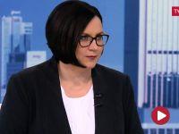"""Sadurska krytykuje Macrona. """"Nie rozumie zasad wolnego rynku"""""""