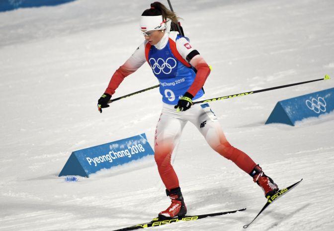 Biathlon: szalona sztafeta. Polki blisko medalu...