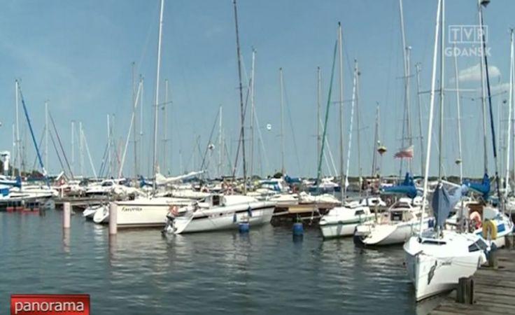 Poszukiwania żeglarza w Zatoce Gdańskiej