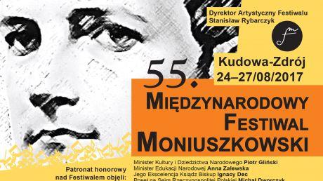 Przełomowe wykonania dzieł Stanisława Moniuszki na 55. MIĘDZYNARODOWYM  FESTIWALU MONIUSZKOWSKIM W KUDOWIE-ZDROJU