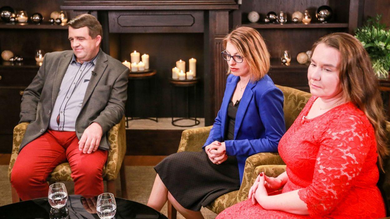 Zbyszek przyznał, że darzył uczestniczki uczuciami i był gotowy się związać  (Fot. TVP)