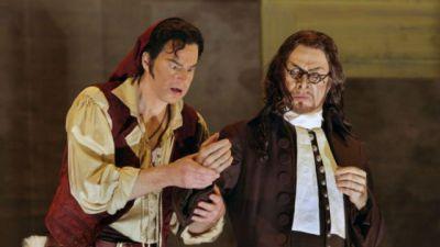 Metropolitan Opera w Nowym Jorku przedstawia - Cyrulik sewilski