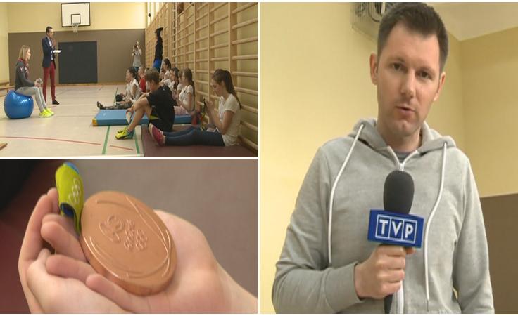 wf nie musi być nudny! lekcja z medalistką olimpijską