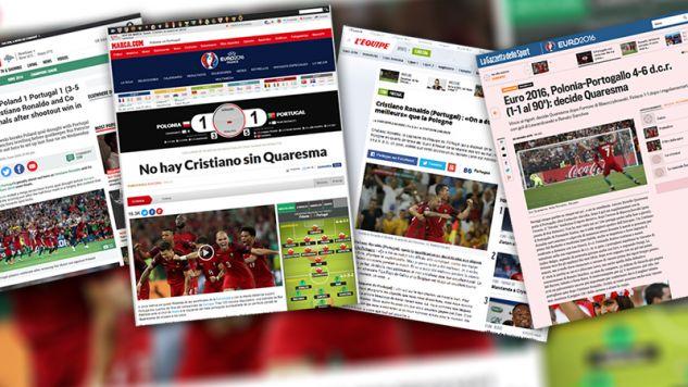 (fot. Marca/TheSun/La Gazzetta Dello Sport/L'equipe)