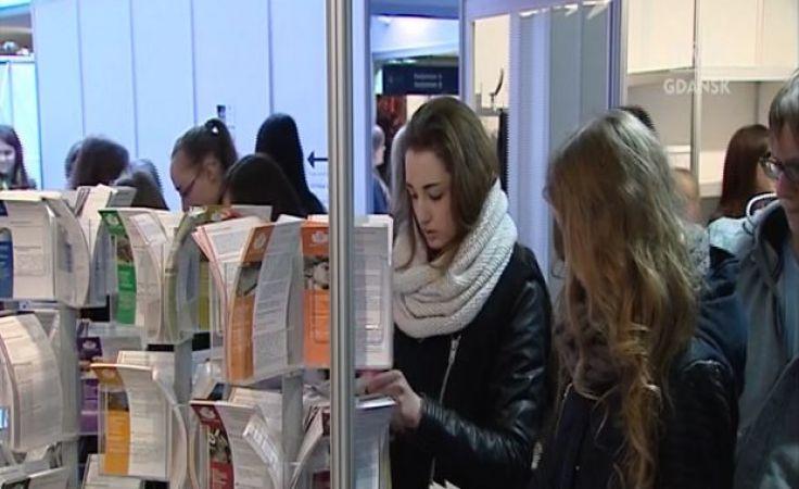 Targi dla maturzystów na Uniwersytecie Gdańskim