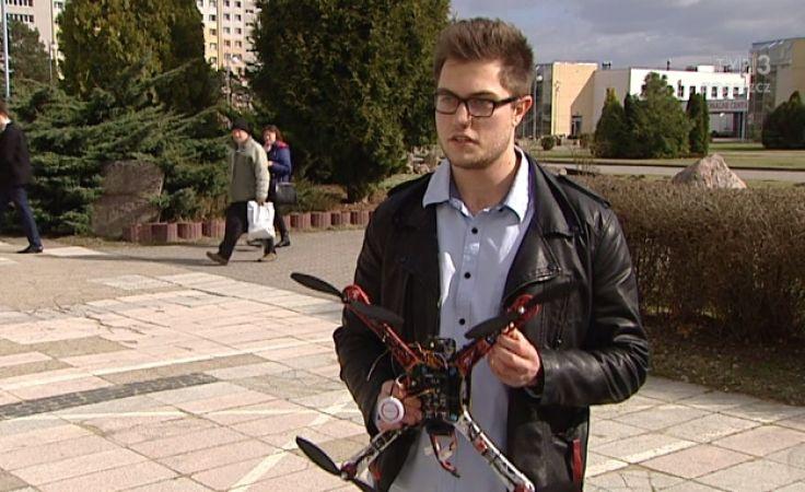 Przekonują, że drony mogą ratować ludzkie życie