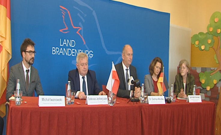 Brandenburgia i Lubuskie rozmawiają o wspólnych projektach