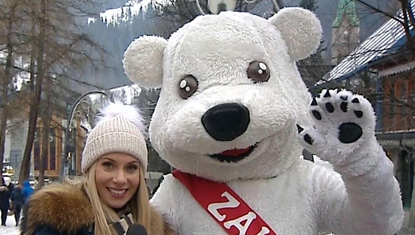 Na Święta i Sylwestra gotowe są także słynne Krupówki (fot. TVP Info)