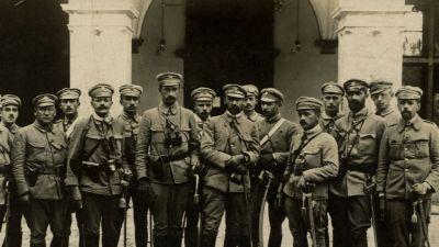 Spór o historię - Polskie formacje wojskowe w latach 1914-1918